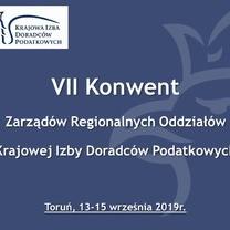 VII Konwent Zarządów Regionalnych Oddziałów KIDP.