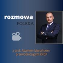 Dziennik POLSKA: rozmowa z prof. Adamem Mariańskim